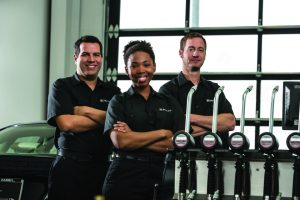 Jiffy Lube technicians are ready to help!